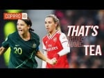 Does Sam Kerr's Chelsea arrival heap more pressure on Arsenal? | That's The Tea ☕️