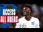 The Wembley Way: Access All Areas in Three Lions' Seven-Goal Montenegro Win! | Inside Access