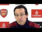 Unai Emery FULL Pre-Match Press Conference – Arsenal v Southampton – Premier League