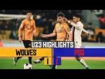 Under-23s impress at Molineux! Wolves 1-1 PSG   Highlights