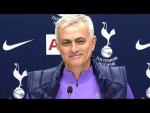 Jose Mourinho's FIRST FULL Press Conference As He's Unveiled As Tottenham Manager