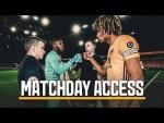 U23s First ever European fixture! Wolves 1-1 PSG   Matchday Access