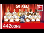 GO RBL! – RB Leipzig Song – Powered By 442oons