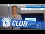 CLUB NEWS ROUND-UP | 22nd NOVEMBER