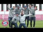 Intense 5 vs. 5 Match | FC Bayern Training
