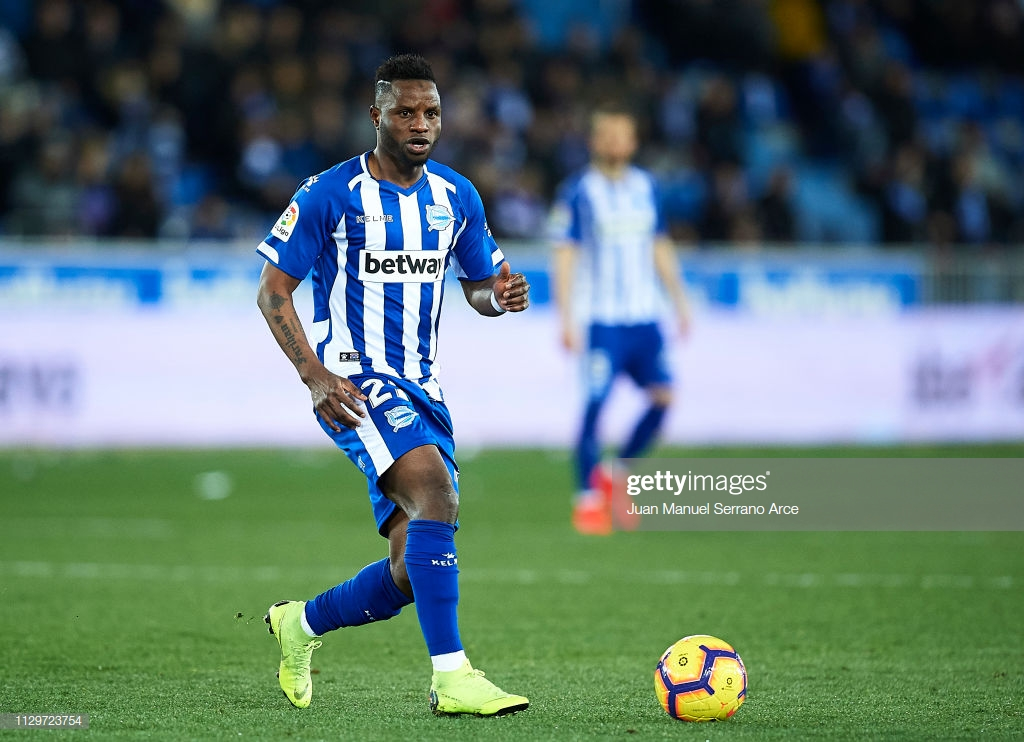 Mubarak Wakaso on track for injury return after International break