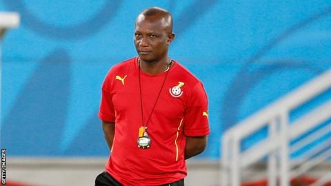 CAF U-23 Cup of Nations: Ghana coach Kwesi Appiah sends goodwill message to Black Meteors ahead of opener against Cameroon