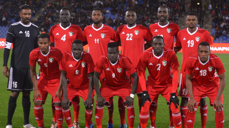 2021 AFCON Qualifiers: Sudan go top of Group C with big victory over Sao Tomé
