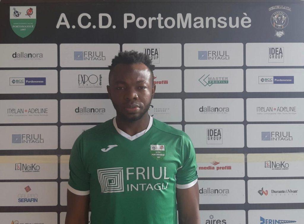 Ghanaian midfielder Alimeyawu Salifu joins Italian side ACD Portomansuè