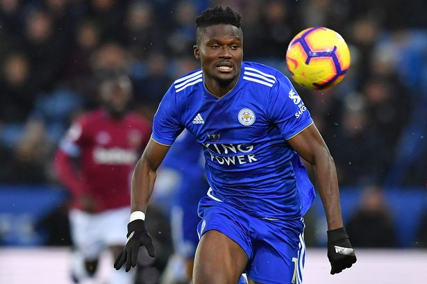 Leicester manager Brendan Rogers praises character of fringe player Daniel Amartey