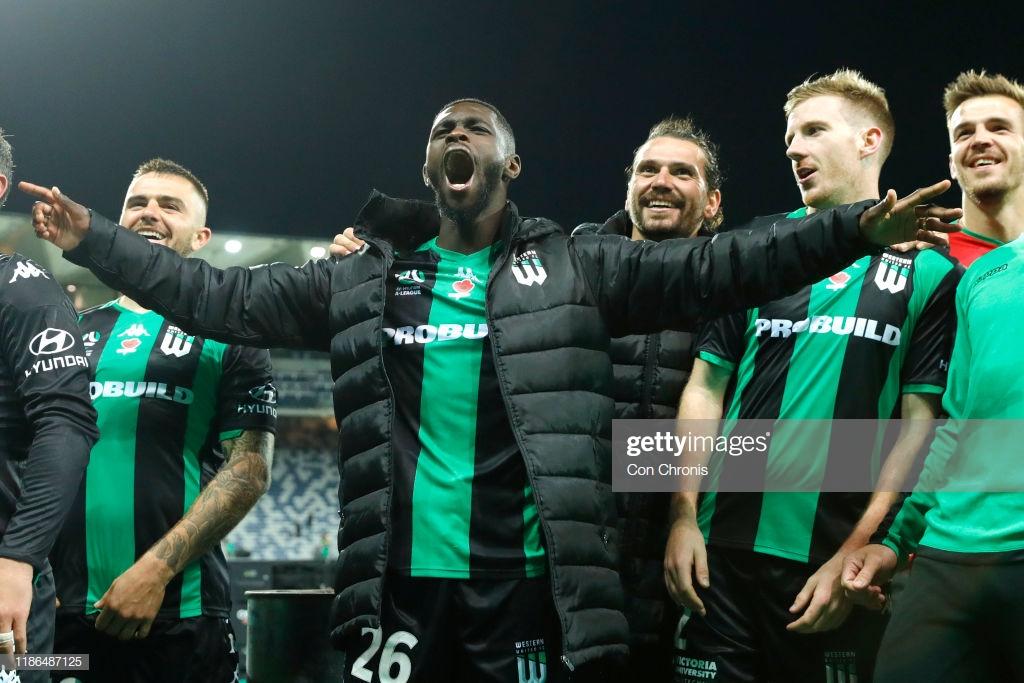 VIDEO: Appiah Kubi nets winner for Western United against Sydney Wanderers