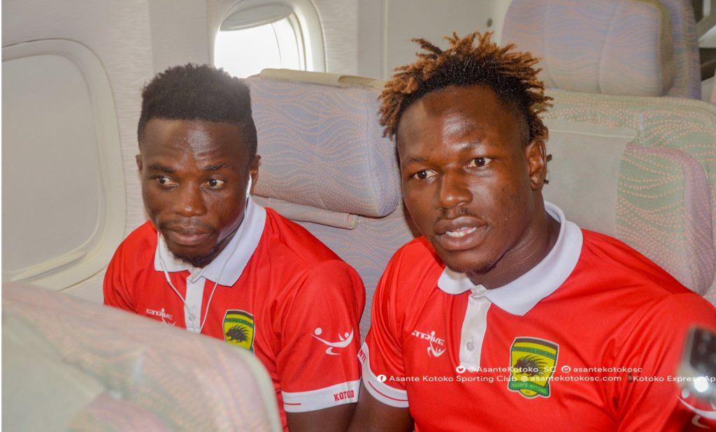 CAF Confederation Cup: Asante Kotoko depart for Ivory ahead of San Pedro clash