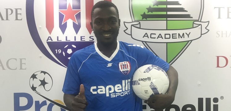 Inter Allies sign Asokwa Deportivo forward Kofi Frimpong
