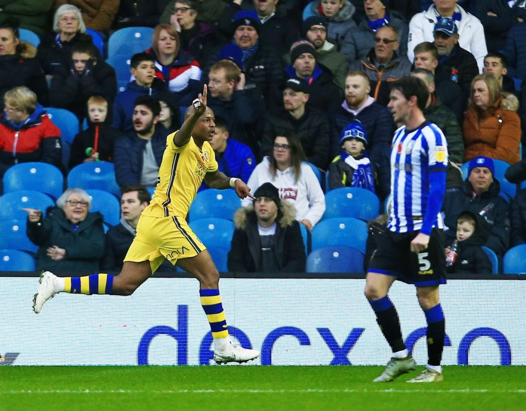 Performance of Ghanaian players abroad: Andre Ayew bags fourth goal of the season as Kudus rescues a point for Norsdjaelland