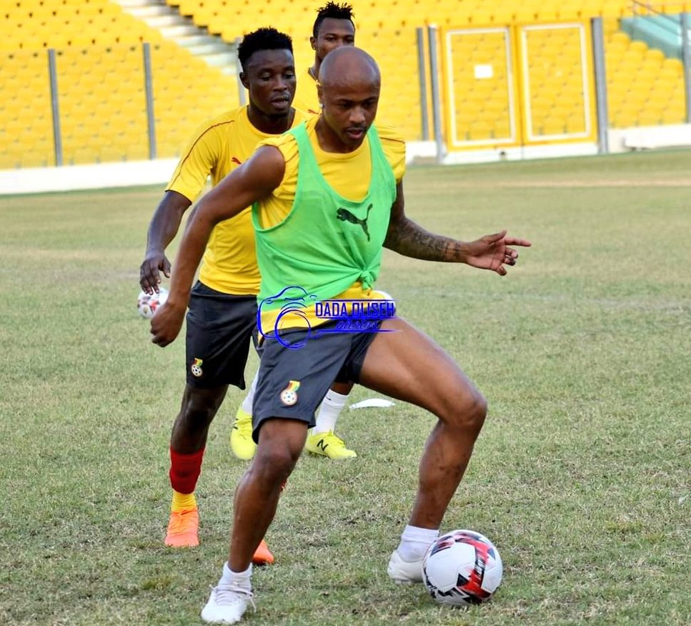 2021 AFCON qualifiers: Ghana captain Andre Ayew anticipates tough tests in Group C