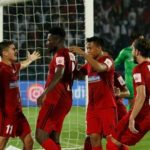 VIDEO: Ghana striker Asamoah Gyan grabs SUPERB equalizer for NorthEast United against Mumbai