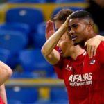 'Sizzling' forward Myron Boadu hits brace as AZ Alkmaar romp past Astana in Europa League