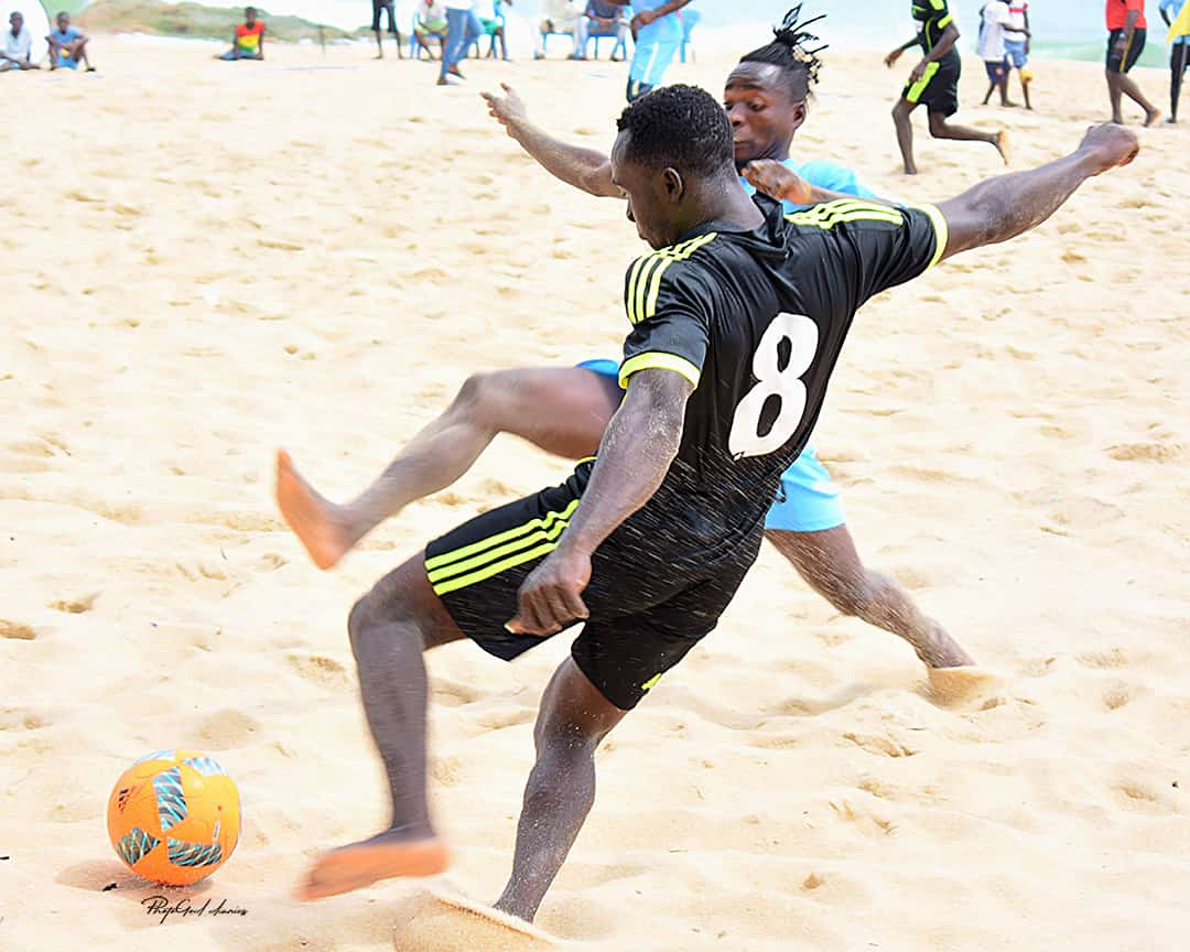 Beach Soccer: Great Accra clubs battle for Super League qualification