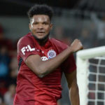 VIDEO: Benjamin Tetteh climbs from bench to rescue point for Sparta Prague
