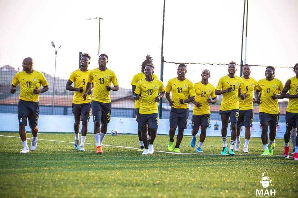 2021 AFCON qualifiers: Ghana seek to establish group lead in Sao Tome & Principe clash