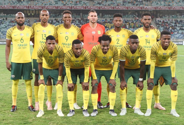 Exclusive: South Africa to arrive in Ghana on Monday night for AFCON clash