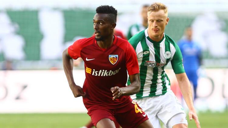 EXCLUSIVE: Turkish giants Galatasaray eye cut-price offer for Ghana\'s Bernard Mensah