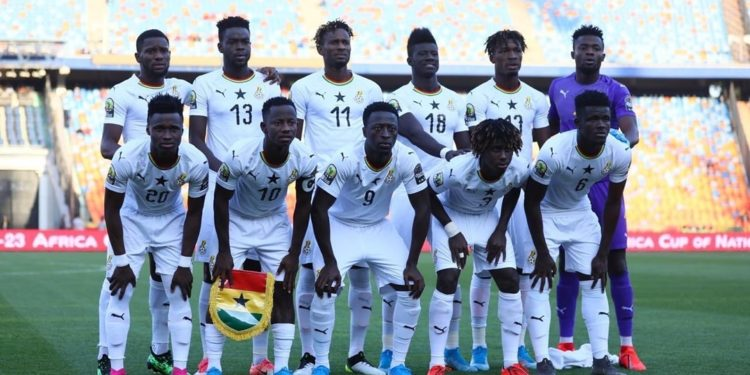 LIVE UPDATES: South Africa 2-2 Ghana (U-23 AFCON)