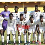 FT: Ghana 1-1 Cameroon (U-23 AFCON)