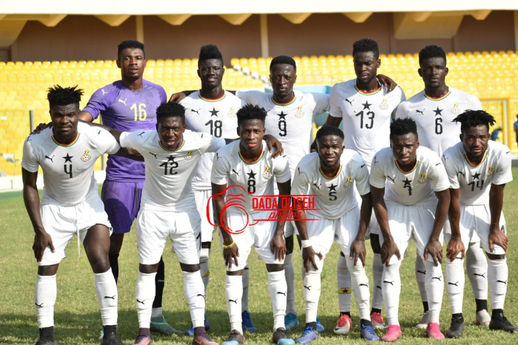 Maxwell Konadu sends well wishes to Black Meteors ahead of opening game
