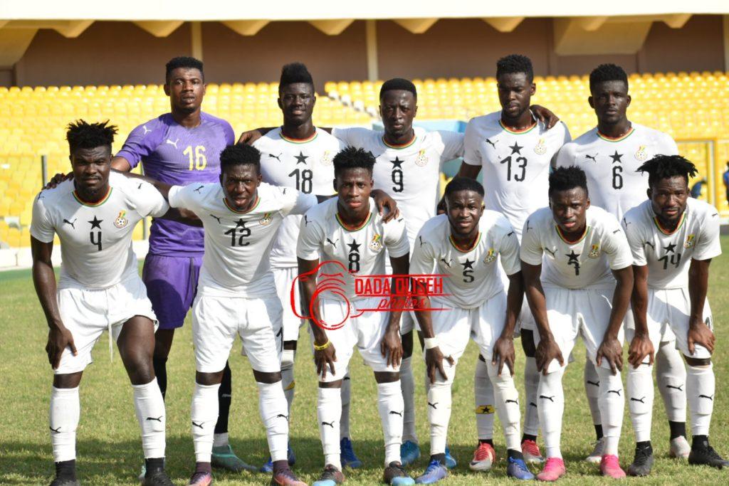 LIVE UPDATES: Ghana vs Cameroon (U-23 AFCON)