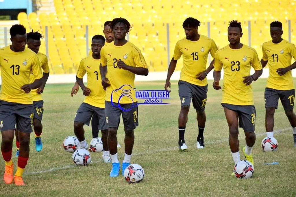 2021 AFCON qualifiers: Black Stars captain Andre Ayew targets flying start against Bafana Bafana in opener