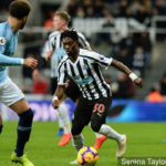 Ghana's Christian Atsu nonchalant over bench warming role at Newcastle United