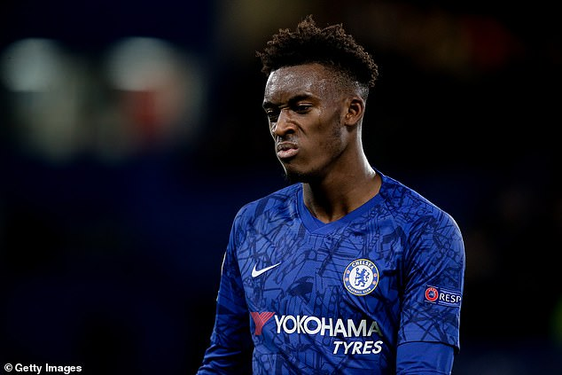 Callum Hudson-Odoi not worried by strict Chelsea player fines under manager Frank Lampard