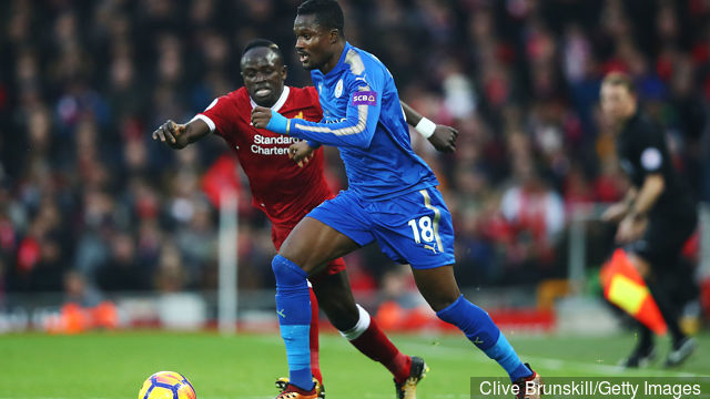 Daniel Amartey could join Newcastle United in January