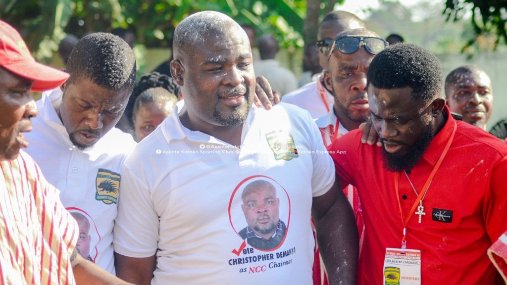 Kotoko Supporters' Chief hopes to foster unity among supporters