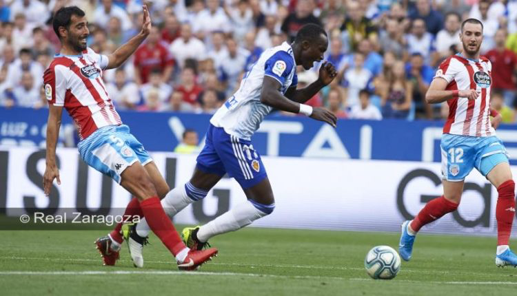 'Hopeful' Raphael Dwamena playing the waiting game as Real Zaragoza move to rescind contract