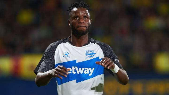 Ghana midfielder Mubarak Wakaso to miss Alaves game against Valladolid