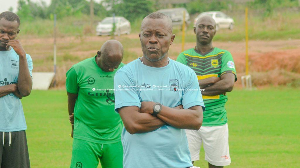 Johnson Smith takes over as Asante Kotoko coach following Kjetil Zachariassen's departure