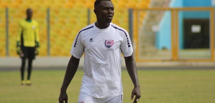 Ernest Adu signs long term deal at Inter Allies