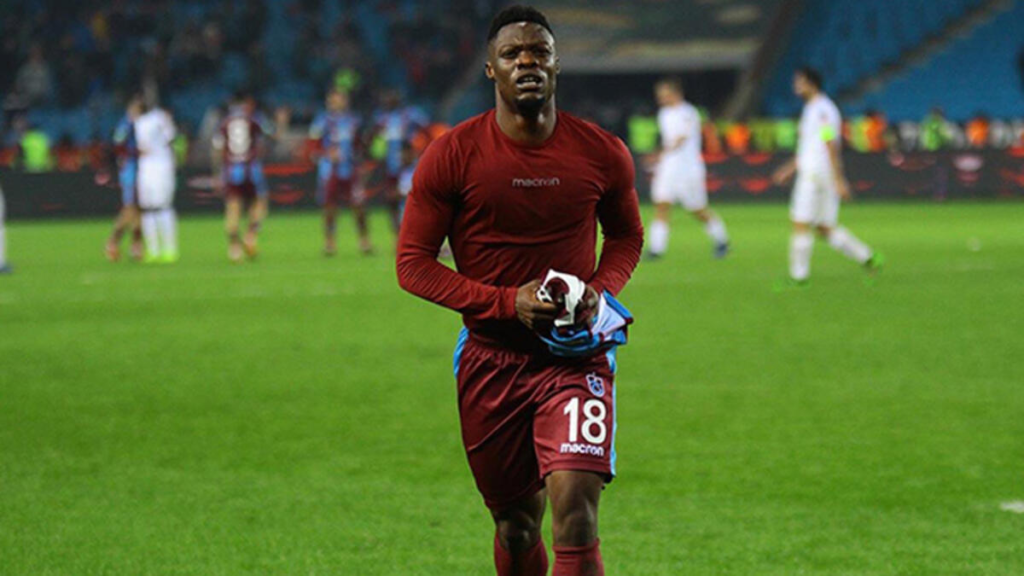 I can't wait to don Trabzonspor jersey again - Fit-again Caleb Ekuban declares