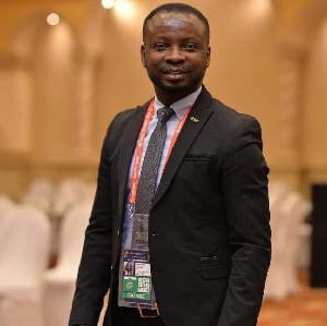 Ashantigold C.E.O Fred Acheampong named leader of delegation for the Black Meteors