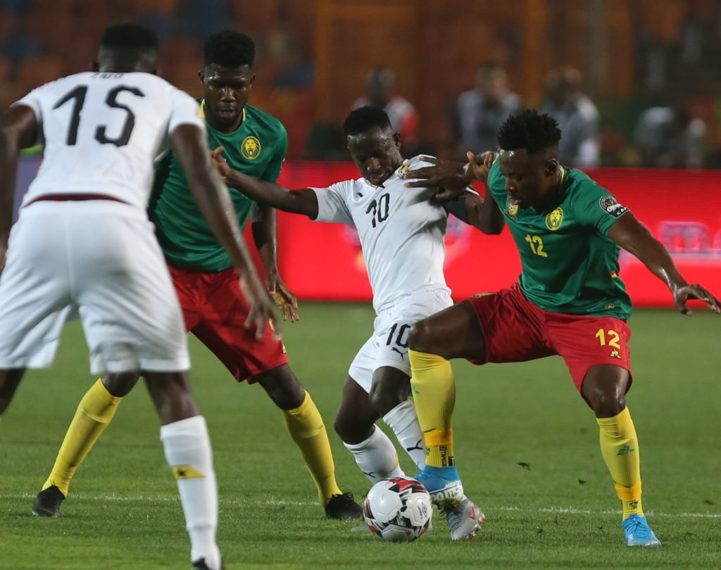 VIDEO: Ghana U-23 grab late goal to draw against Cameroon