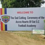 VIDEO: Hearts of Oak pour libation to open football academy