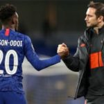 Hudson-Odoi reveals only one chat with Lampard convinced him to stay at Chelsea