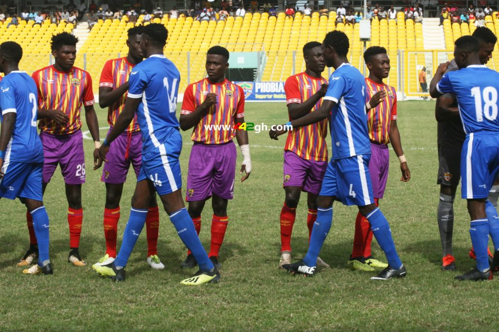 Great Olympics to use El Wak as home for Ghana Premier League games