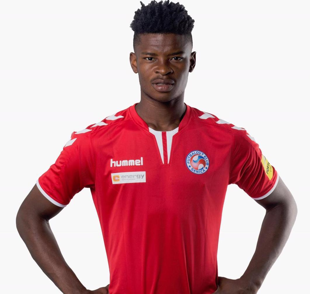 Fk Senica budding star Edmund Addo reveals European Best player dream