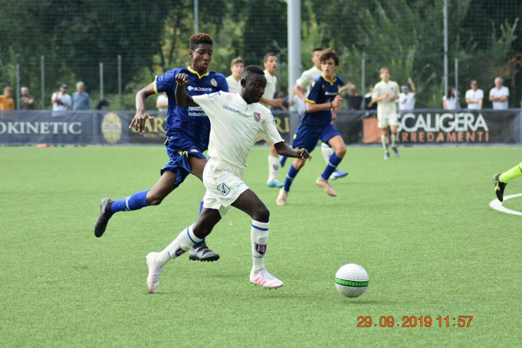 Talent Tavern: Mike Aidoo stamping his mark in Italy's U15 youth division