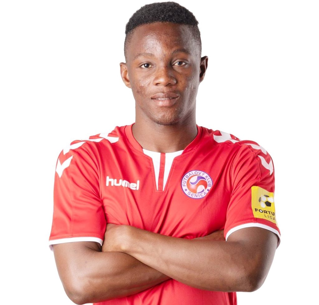 Youngster Kwaku Osei Bonsu scores debut goal for Slovakian side Senica in league defeat