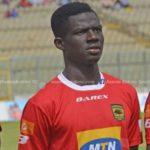 Inter Allies set to sign Asante Kotoko 'reject' Prince Acquah