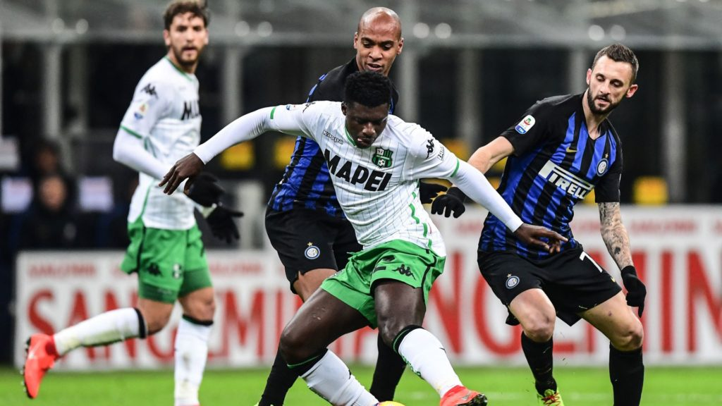 Inter Milan set to make a January move for Alfred Duncan